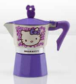 "Гейзер Pedrini ""Hello Kitty"" 3 порции (120 мл.) 0013 purple"