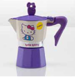 "Гейзер Pedrini ""Hello Kitty"" 2 порции (80 мл.) 0012 purple"