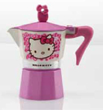 "Гейзер Pedrini ""Hello Kitty"" 3 порции (120 мл.) 0013 pink"