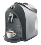 Кофемашина Coffee Maker Grey-Silver S03